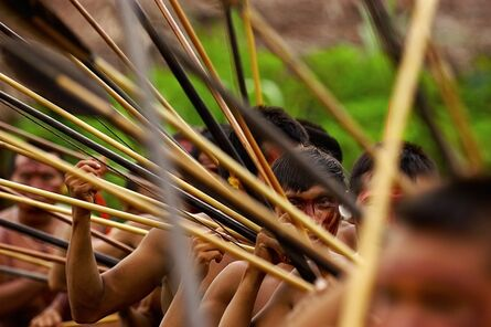 Attila Lorant, 'Yanomami', 2005
