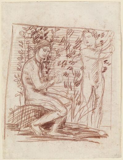 Hans von Marées, 'In Praise of Modesty', 1879