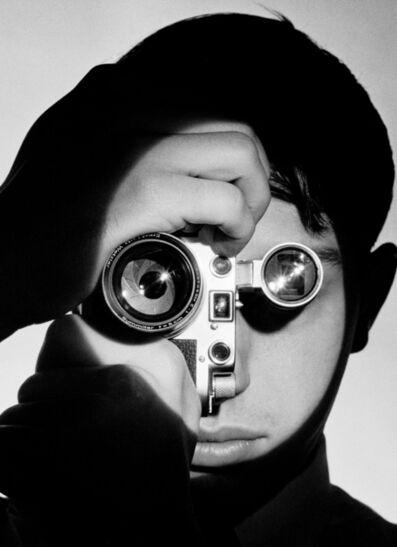 Andreas Feininger, 'The Photojournalist (Dennis Stock), New York', 1951
