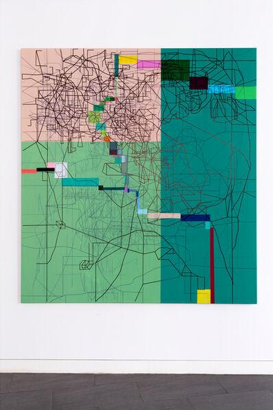 Laurent Ajina, 'Desert Corner', 2020
