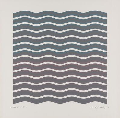 Bridget Riley, 'Coloured Greys (2)', 1972
