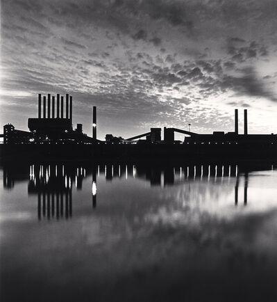 Michael Kenna, 'The Rouge, Study #14, Dearborn, Michigan, USA.', 1993