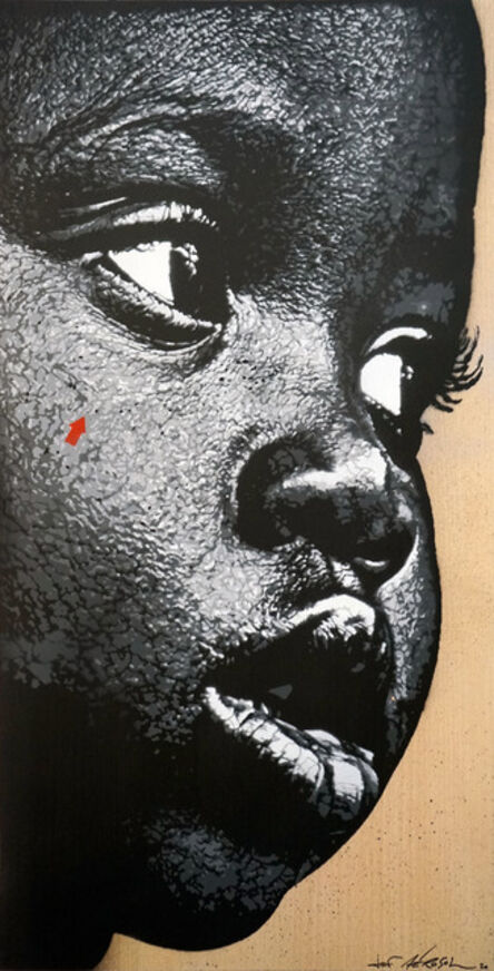 Jef Aérosol, 'I've got dreams to remember', 2020