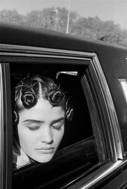 Arthur Elgort, 'Helena Christensen, New Orleans, LA British Vogue', 1990