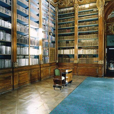 Candida Höfer, 'Strahovska knihovna Praha X', 2004