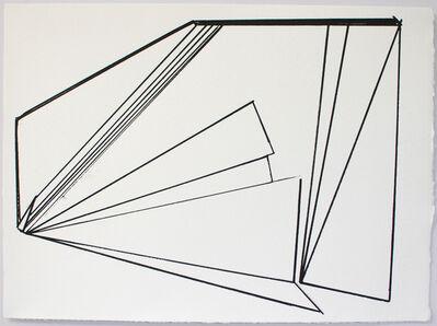 Kenneth L. Greenleaf, 'Linear 1', 2014