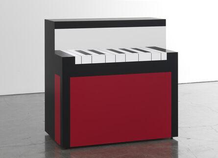 Richard Artschwager, 'Piano/Malevich', 2012