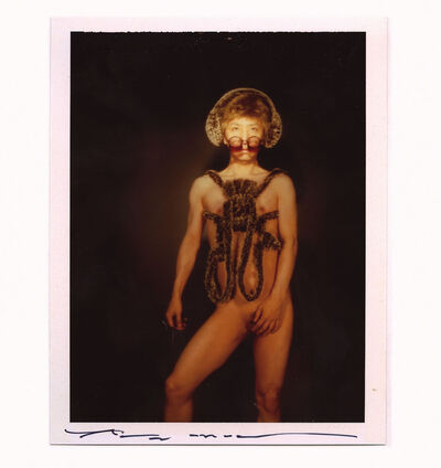 Yasumasa Morimura 森村 泰昌, 'Shape of the Night 3', 1994