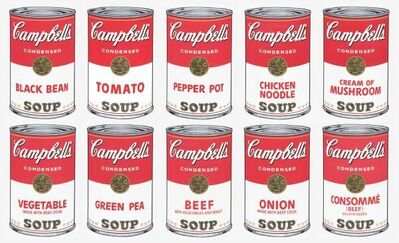 Andy Warhol, 'Campbell's Soup II', 1969