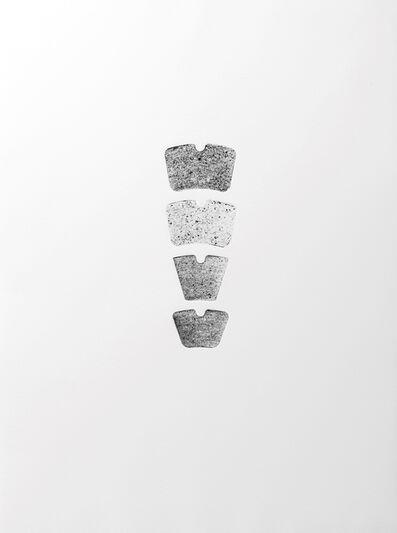 Xiao Yu 蕭昱, 'Restraint 節制', 2015