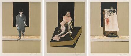 Francis Bacon, 'Triptych 1986-1987', 1987