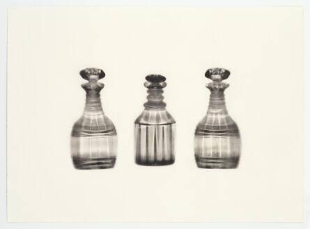 Cornelia Parker, 'Fox Talbot's Articles of Glass (three decanters)', 2016
