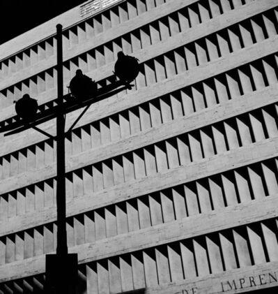 Thomaz Farkas, 'Fachada do edifício-sede da Associação Brasileira de Imprensa, Rio de Janeiro', ca. 1945