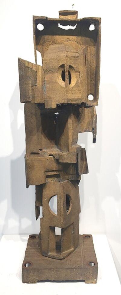 Mirko Basaldella, 'Sacerdote', 1969