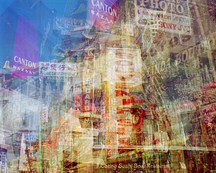 Doug Keyes, 'Chinatown, San Francisco ', 2004