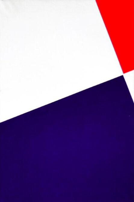 Waldo Balart, 'Módulo 2x2, 1.7. 70°', 1995