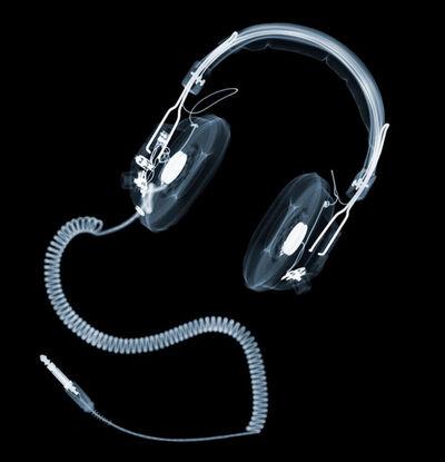 Nick Veasey, 'Nick Veasey, Headphones', 2009