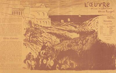 Paul Sérusier, 'Hérakléa', 1896