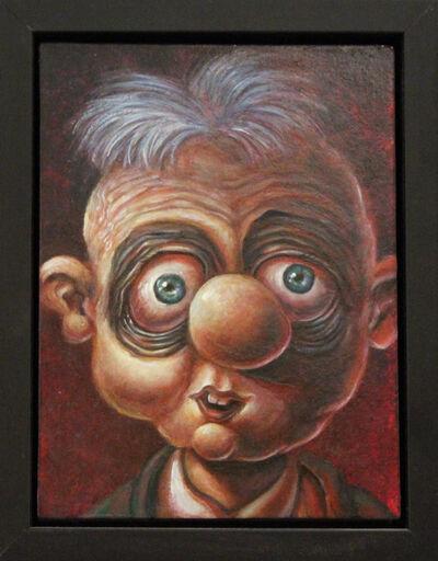 Gregg Gibbs, 'Psycho #3', 2009