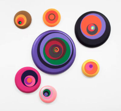 Paul Henry Ramirez, 'Color Cluster 1', 2018