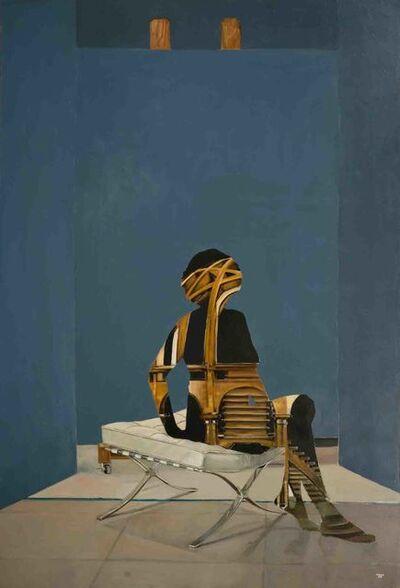 Patrick Pietropoli, 'Staircase on a Chair'