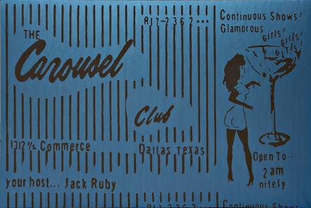 Wayne Gonzales, 'Carousel Club', 2002-2003