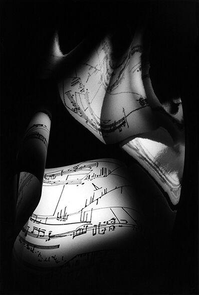 """Suzie Maeder, 'Score by William R. Maginnis Jr. """"Extention No.1""""  ', 1998"""