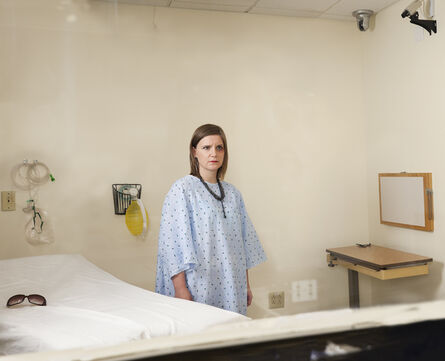"""Corinne May Botz, '""""Brianna"""" from Bedside Manner', 2015"""