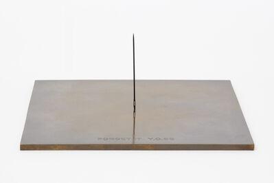 Yoko Ono, 'Forget It', 1988