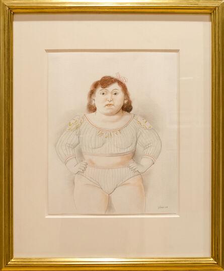 Fernando Botero, 'Circus Woman', 2007