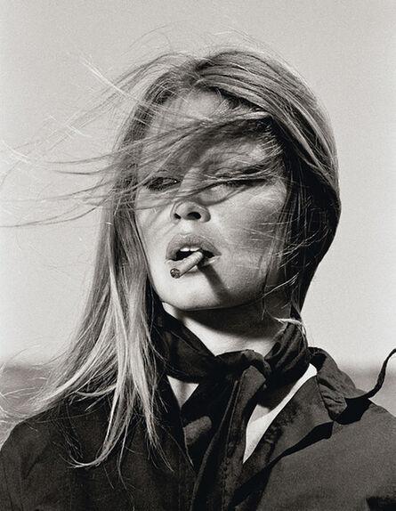 Terry O'Neill, 'Brigitte Bardot with Cigar (Lifetime Platinum Print)', 1971