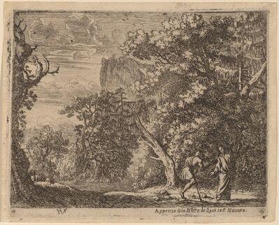 Herman van Swanevelt, 'Temptation of Christ'