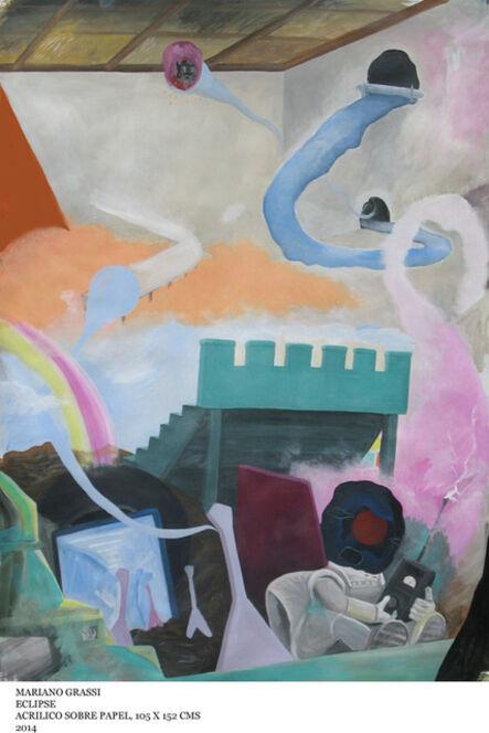 Mariano Grassi, 'Eclipse', 2014
