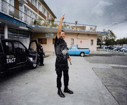Mikhael Subotzky, 'Tactical Unit, Johannesburg', 2007