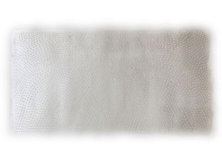 Katie Heffelfinger, 'Color Study in White (framed)', 2017