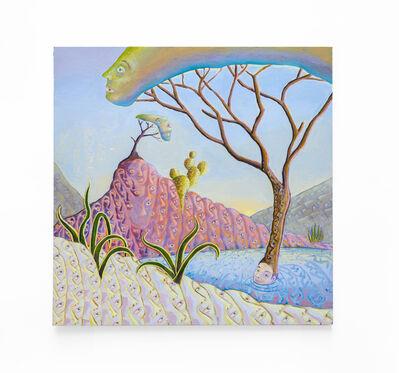 Marlene Steyn, 'portrait of a landscape ii', 2020
