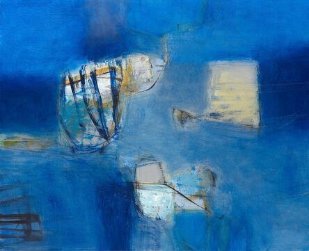 Martyn Brewster, 'Blue Shadows no.1', 2017