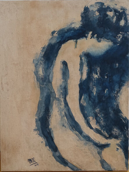 Marie-Isabelle Callier, 'Blue Lady 4', 2014