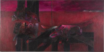 Fernando de Szyszlo, 'Parcas la Noche', 2012