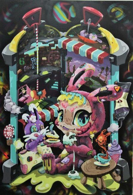 MAR2INA, '夢裡那兔的奇幻旅程 MAR2INA's Fantasy Journey', 2020