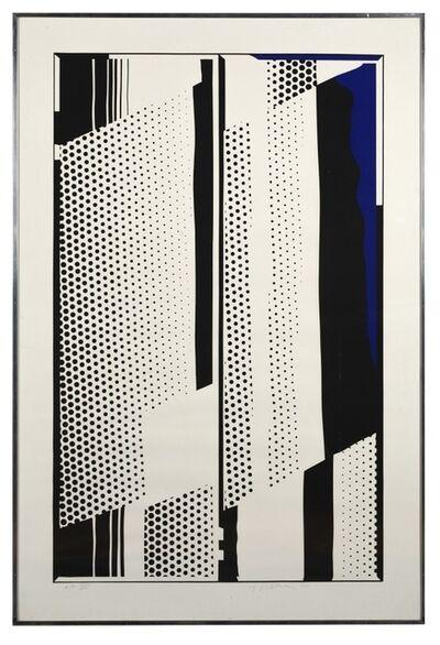 Roy Lichtenstein, 'Twin Mirrors (Corlett 102)', 1970
