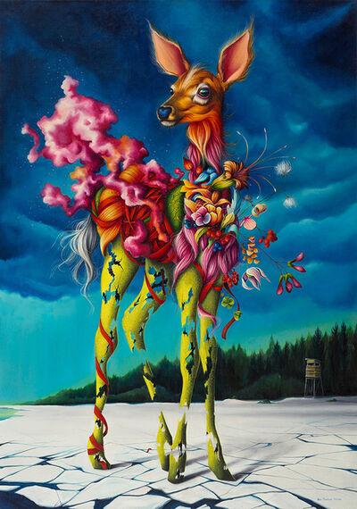 Ewa Pronczuk-Kuziak, 'The Fragility of Life '