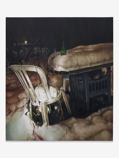 Léopold Rabus, 'Nature morte à la taupe', 2020