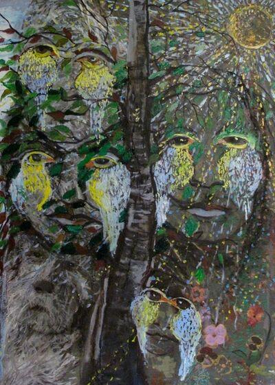 Gita Meh, 'Birds In My Head'