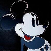 Andy Warhol, 'Mickey Mouse (II.265)', 1981