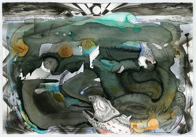 Max Razdow, 'Four Headed Serpent ', 2014
