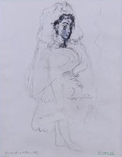 Pablo Picasso, 'Sem Título', 1955