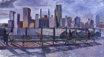 Grier Torrence, 'Brooklyn Promenade', 1986