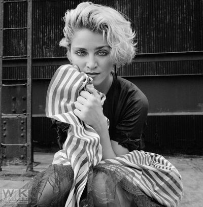 Richard Corman, 'Madonna Cinderella #2', 1983