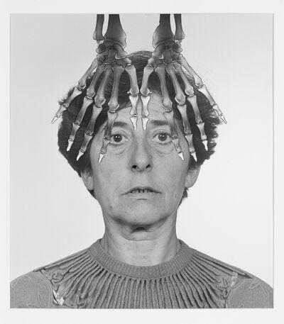 Esther Ferrer, 'L'Artiste et la mort', 1996